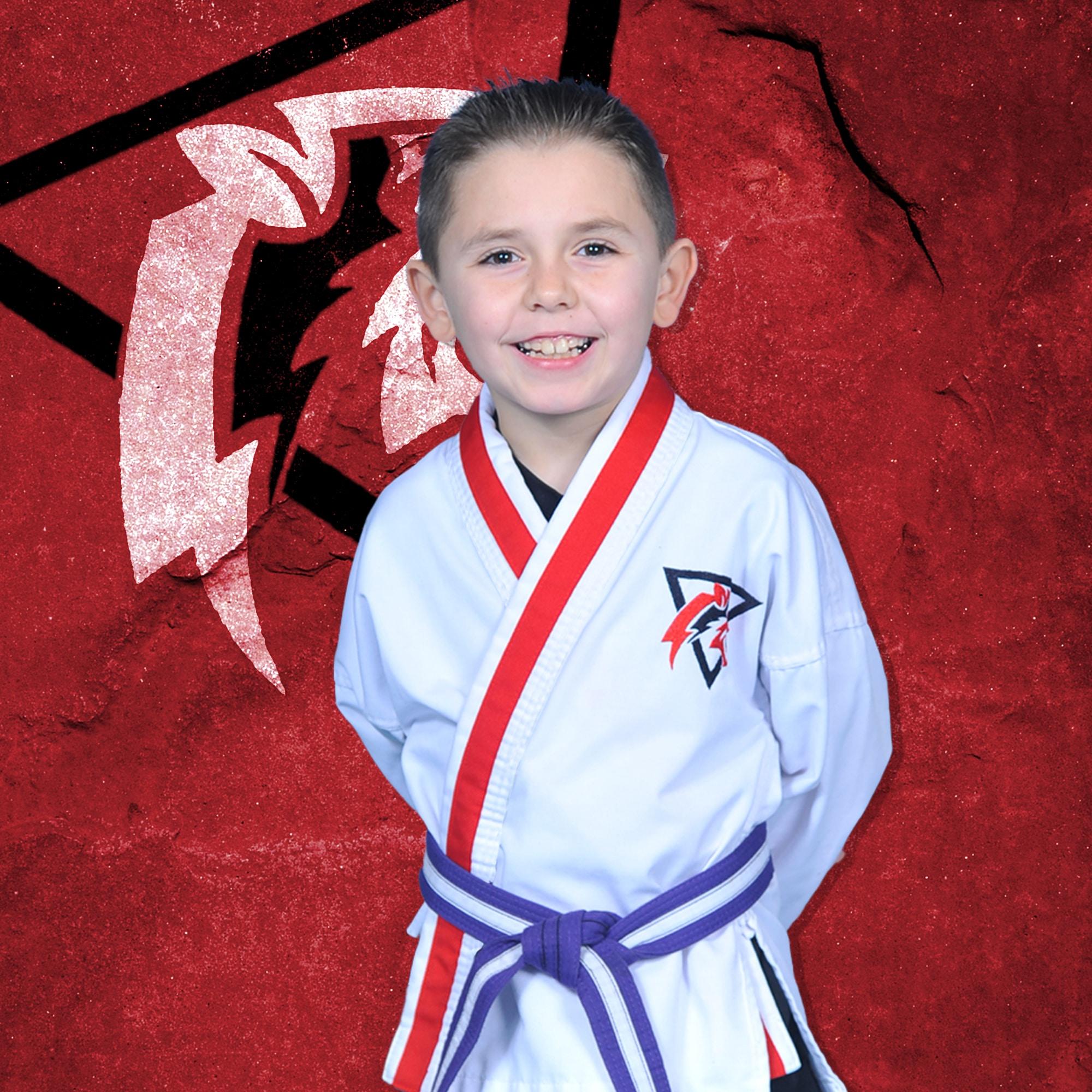 Rick Hall's Tiger Martial Arts Junior Classes